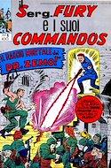 Il Serg. Fury e i suoi Commandos (Spillato-brossurato) #8