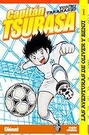Capitán Tsubasa. Las aventuras de Oliver y Benji (Rústica con sobrecubierta) #1