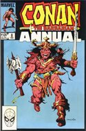 Conan The Barbarian Annuals (1973-1987) (Grapa, 48 págs.) #8