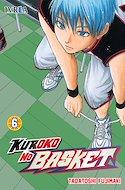 Kuroko no Basket (Rústica con sobrecubierta) #6