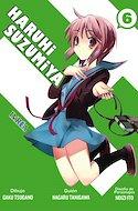 Haruhi Suzumiya (Rústica con sobrecubierta) #6