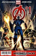 Los Vengadores / The Avengers (2013-2015) (Grapa) #1