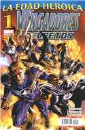 Vengadores Secretos (2011-2015) (Grapa) #1