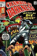 Chamber of Darkness / Monsters on The Prowl (Comic Book) #6