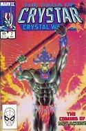 Saga of Crystar, Crystal Warrior (Comic-Book) #7