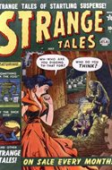 Strange Tales Vol 1 (Comic Book) #8