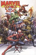 Marvel Comics #1000 (Variant Cover) (Softcover 80 pp) #1.12