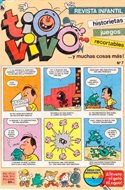 Tio vivo. 3ª época (Grapa 36 pp) #7