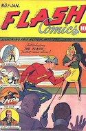 Flash Vol. 1 (1959-1985) (Comic Book 32 pp) #1