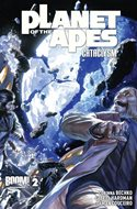 Planet of the Apes: Cataclysm (Comic Book) #2