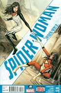 Spider-Woman (Vol. 5 2014-2015 Variant Cover) (Comic Book) #3.1