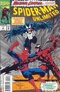 Spider-Man Unlimited Vol 1 (Comic-Book) #2