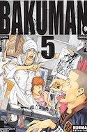 Bakuman (Rústica con sobrecubierta) #5