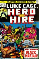 Hero for Hire/Power Man Vol.1 (1972-1978) (Grapa, 32 págs.) #5