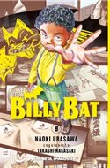Billy Bat (Rústica con sobrecubierta) #8