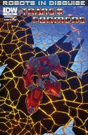 Transformers: Robots in Disguise (Cómic grapa) #9