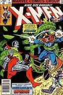 X Men Annual Vol 1 (Comic Book) #4