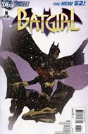 Batgirl Vol. 4 (2011-2016) (Comic-Book) #6