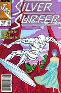 Silver Surfer Vol. 3 (1987-1998) (Comic Book) #2