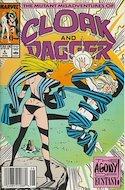 Cloak and Dagger Vol. 3 (1988-1991) (Comic-book.) #6