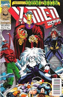 X-Men 2099 Vol. 1 (1994-1995) (Grapa 24 pp) #4