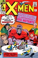 The Uncanny X-Men (1963-2011) (Comic-Book) #4