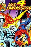 Los 4 Fantásticos Vol. 1 (1983-1994) (Grapa 36-32-24 pp) #4