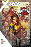 X-Men Gold (Grapa) #3