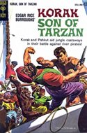 Korak Son of Tarzan / The Tarzan Family (Comic-book. 32 pp) #2