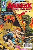 Andrax, el ultimo guerrero (Grapa.) #4