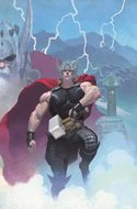 Thor de Jason Aaron. Marvel Now! Deluxe (Cartoné 304 pp) #1