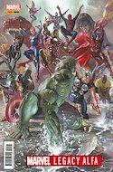 Marvel Legacy: Alfa (Grapa 64 páginas) #