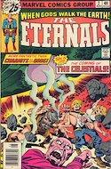The Eternals Vol.1 (1976-1978) (Comic book. 32 pp) #2