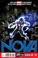 Nova Vol. 5 (Comic-Book) #4