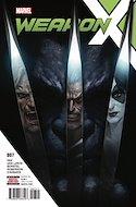 Weapon X Vol. 3 (2017-) (Comic-book) #7