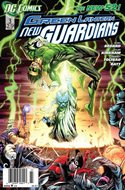 Green Lantern New Guardians (2011-2015) (2011 - 2015) Grapa #3
