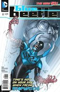 Blue Beetle Vol.9 New 52 #8