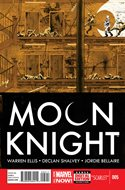 Moon Knight Vol. 5 (2014-2015) #5
