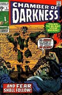 Chamber of Darkness / Monsters on The Prowl (Comic Book) #5