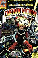 Captain Victory and the Galactic Rangers (Comic Book. 1981) #1