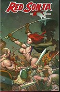 Red Sonja. She-Devil with a Sword (Softcover) #3