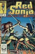 Red Sonja (1983-1986) (Grapa) #2