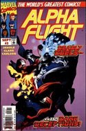 Alpha Flight Vol. 2 (1997-1999) (Comic Book) #2
