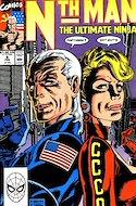Nth Man (Comic-book) #9