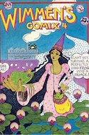 Wimmen's Comix (Comic Book) #4