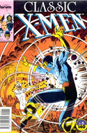 Classic X-Men Vol. 1 (1988-1992) (Grapa 32 pp) #5
