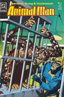 Animal Man (1988-1995) (Comic Book) #3