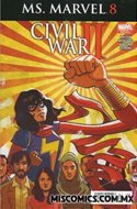 Ms. Marvel (2016-2017) (Grapa) #8