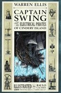 Captain Swing and the Electrical Pirates of Cindery Island #1