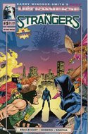 The Strangers (Comic Book) #5
